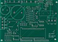 New PCB layout